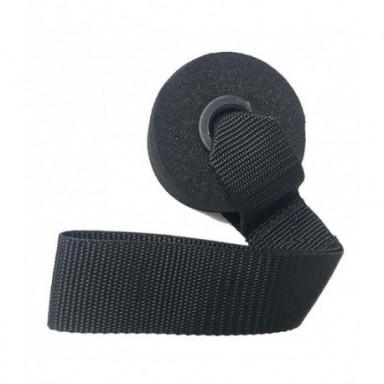 Anclaje de puerta Extra grande para adaptarse a d-handle interior bandas de resistencia hogar músculo entrenamiento ejercicio eq