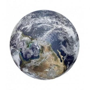Rompecabezas de la tierra de la luna de 1000 piezas, rompecabezas difícil de ensamblaje, juguetes educativos, juego de fiesta, c