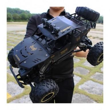 1:12 4WD RC coche versión actualizada 2,4G Radio Control RC coche juguetes teledirigido coches camiones fuera de camiones de car