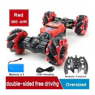 RC coche 4WD Radio Control coche gesto de torsión vehículo Off-Road de luz música deriva juguete de alta velocidad escalada RC C