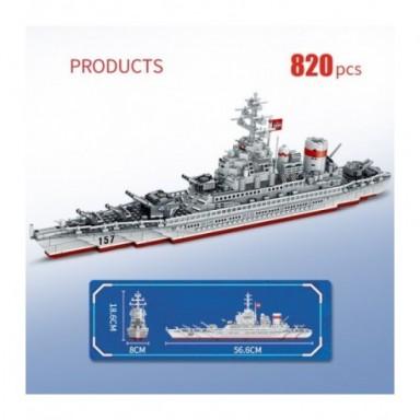 Más de 1000 unidades de figuras militares de la Marina de Guerra, figuras del ejército, bloques de construcción LegoINGlys Army