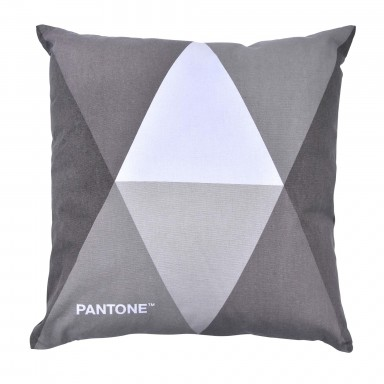 Cojin Pantone Algodon 40x40 Taupe