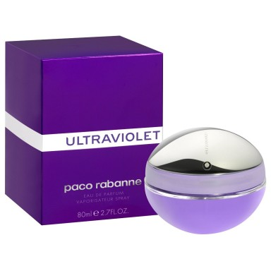 Paco Rabanne Ultraviolet 80ml Mujer