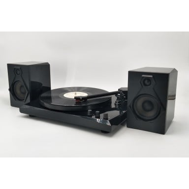 Tocadisco High Tech Sound Black TT16175