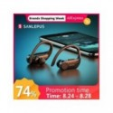 SANLEPUS B1 pantalla Led auricular Bluetooth inalámbrico auriculares TWS estéreo auriculares de cancelación del ruido auriculare