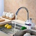 Monomando para Cocina Eléctrico con Calentador de Agua Cocina