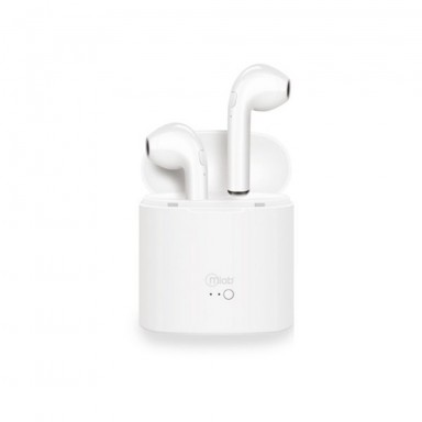 Audifonos TWS Free In Air White Mlab
