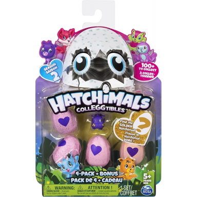 Hatchimals Colleggtibles pack 4