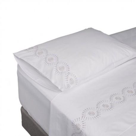 Juego de sábanas Embroidery