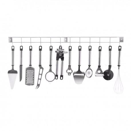 Set 12 utensilios de cocina + Colgador