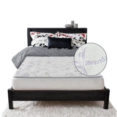 Cubre colchón de Lavanda