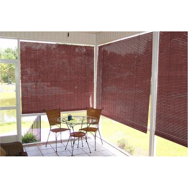 Cortinas enrollable bamboo