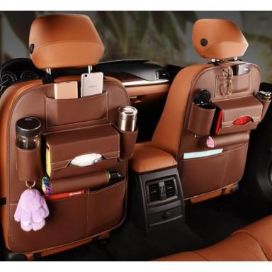 Organizador de asiento para auto