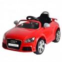 Audi TT RS color Rojo Tecnología & Audio