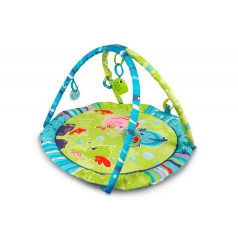 Gimnasio Bebesit 3 Play azul Accesorios