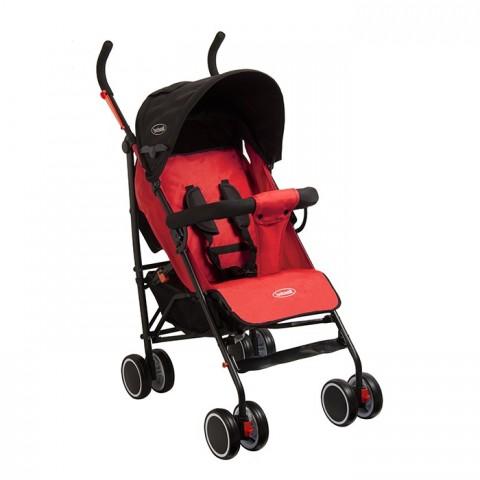 Coche Paragua Clap rojo Bebés