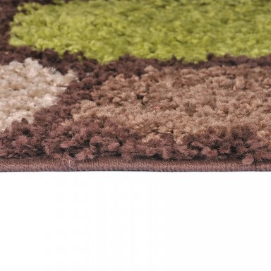 Alfombra Shaggy 1.8k Studio 133x180cm Girds-Cafe Alfombras