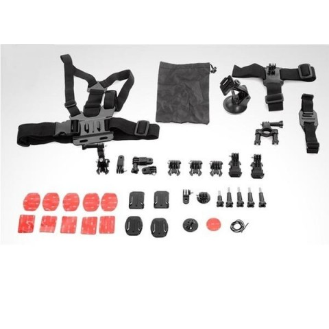 Kit de accesorios para Gopro 33 en 1 Outdoor
