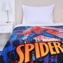 Frazada Polar Sherpa Spider Man Ropa de Cama