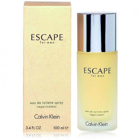 Calvin Klein Escape for Him EDT 100ml Hombre Perfumes