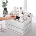 Organizador de cosméticos con gavetas Belleza