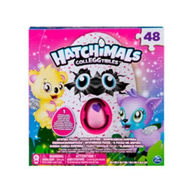 Hatchimals Puzzle 48 piezas + huevo