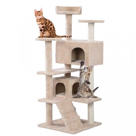 Rascador para Gatos tres niveles. Mascotas