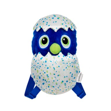 Hatchimals mochila peluche draggle