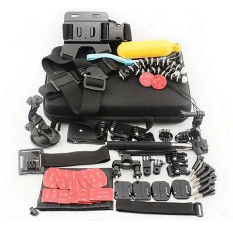 Kit de accesorios para Gopro 44 en 1 Deporte