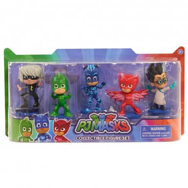 Pj Masks Set Fig. Coleccion