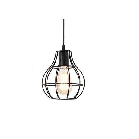 Lámpara Metálica Redonda 08B Iluminación
