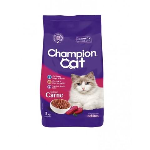 Champion Cat. Pack 6 x 3 Kgr Mascotas
