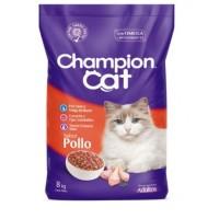 Champion Cat Pollo 8 Kgr Mascotas