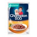 Alimento para Perros. Champion Dog Pouch P&P 24x100 grs Mascotas