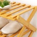 Rack bambú 4 niveles Muebles