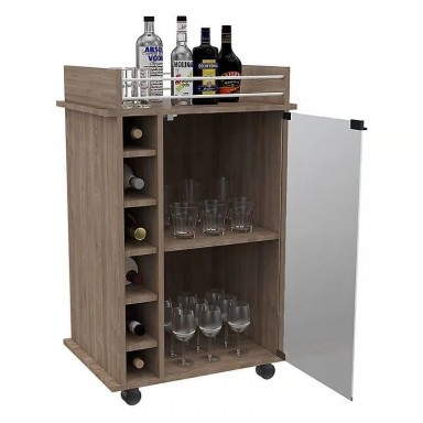 Mini mueble bar