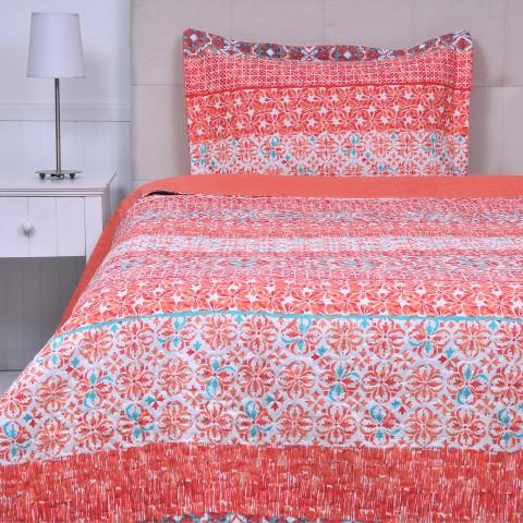 Quilt Stonewashed Santorini Cubrecamas y Quilts
