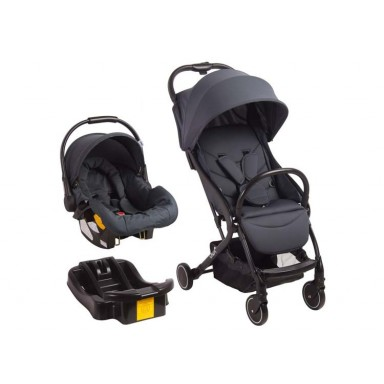 Coche Travel System Viva Dark Grey Bebesit®