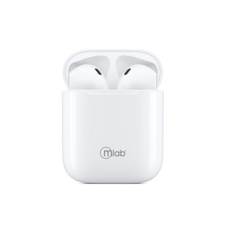 Audifonos Recargables Flow Twins Microlab® Bluetooth Audífonos