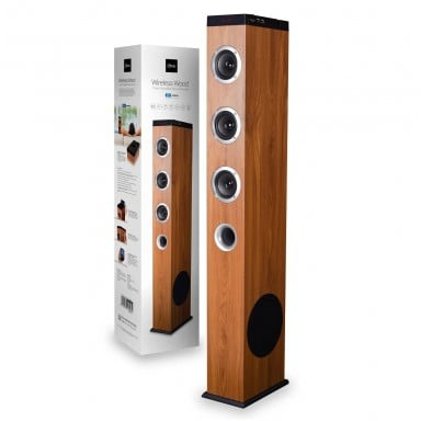 SoundBar Microlab Tower Wood Style BT