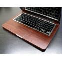 Macbook Air Cover Diseño Madera