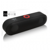 Mini Altavoz Bluetooth portátil inalámbrico sistema de sonido de altavoz estéreo 3D soporte envolvente de música Bluetooth, TF A