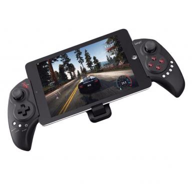 IPEGA 9023 Android controlador Joystick para juego para teléfono Gamepad PG 9023 inalámbrica Bluetooth telescópica pad/Android T