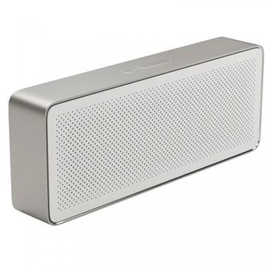 Xiaomi Original mi Altavoz Bluetooth caja cuadrada 2 Xiaomi altavoz 2 estéreo cuadrado portátil V4.2 calidad de sonido de alta d
