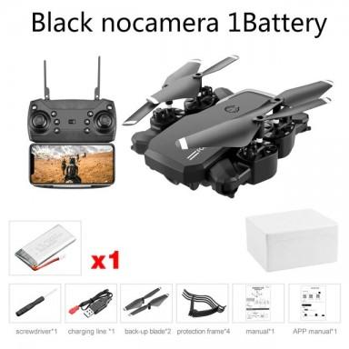 LF609 Drone 4K con cámara HD WIFI 1080P Cámara Dual Sígueme Quadcopter plegable FPV Drone profesional de larga duración de la ba