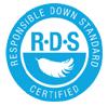 Plumón pluma de ganso Certificado RDS