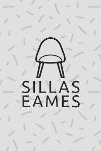 sillas modernas eames